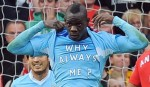 Why always him?