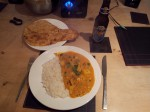 Mackerel and Potato Curry